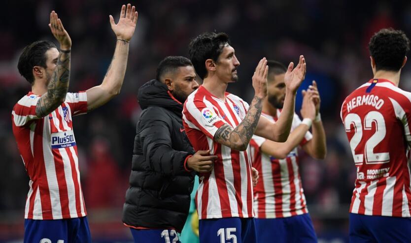 Atlético de Madrid vs Granada