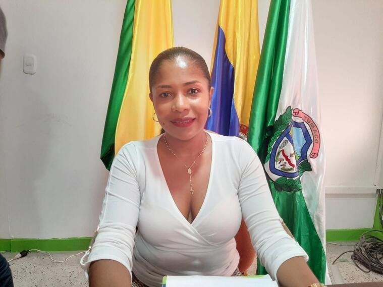 Emilsen Angulo, Alcaldesa de Tumaco