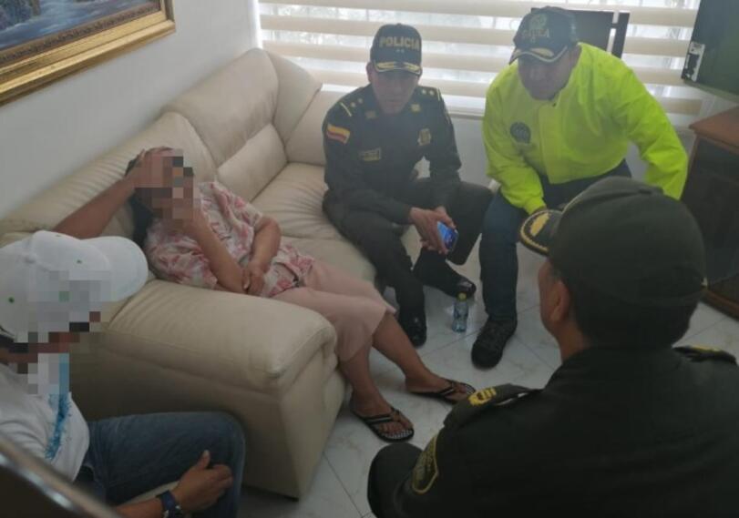 Por su liberación los delincuentes pedían 30 mil millones de pesos.