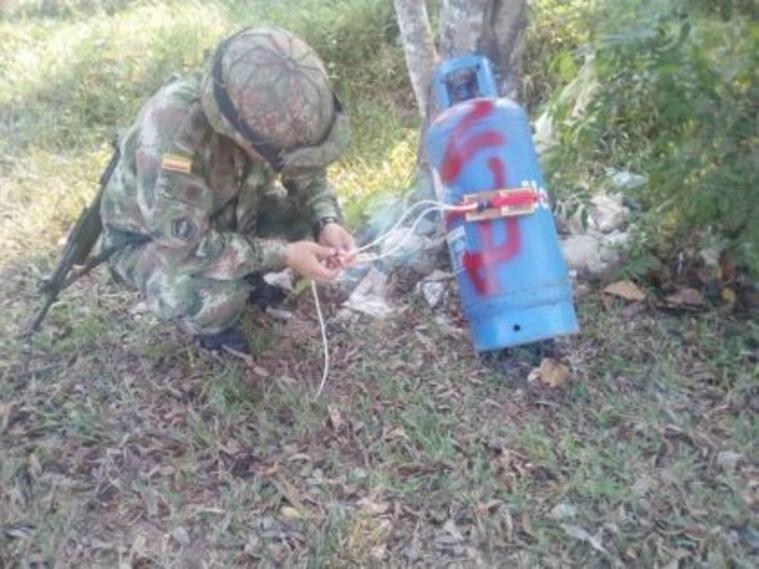 Cilindro bomba