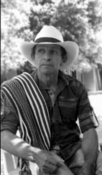Líder social William Ramiro Montoya, asesinado en Tarazá