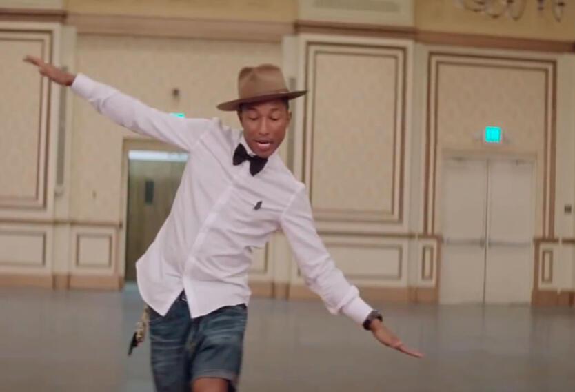 Pharrell Williams, el genio detrás de 'Happy'