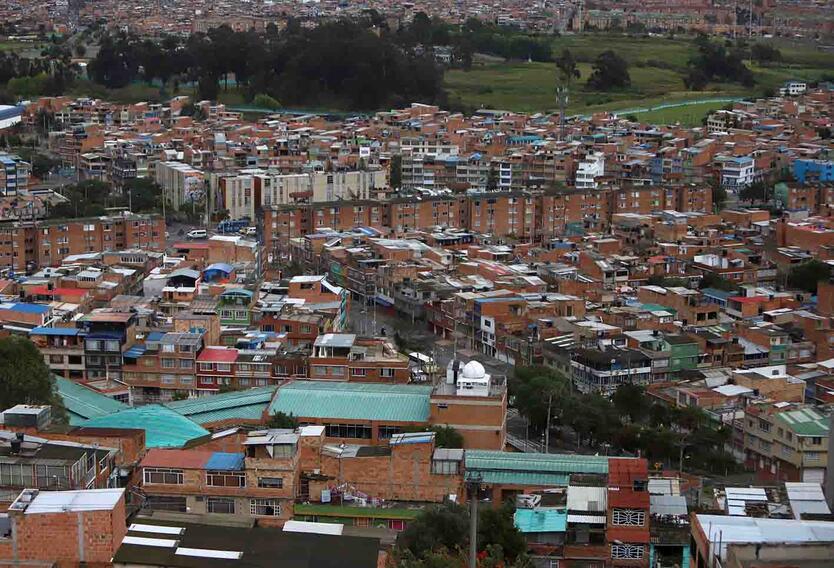 La cuarentena muestra la mejor cara de Bogotá