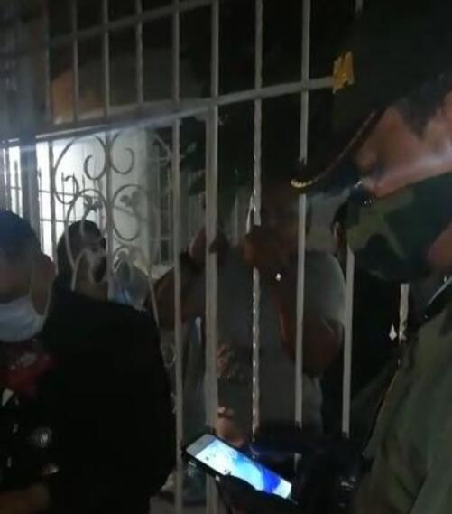 Los mariachis, fueron sancionados cuando pretendían dar una serenata en Santa Marta