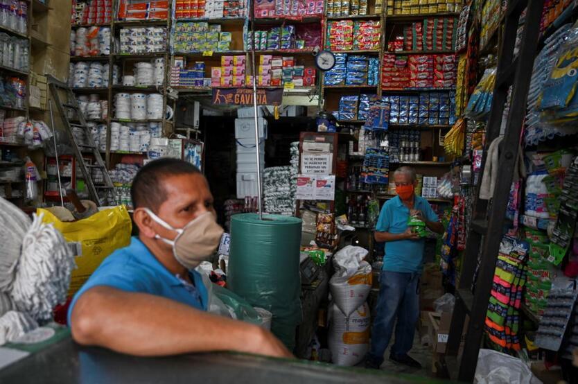 Coronavirus en Colombia y reactivación del comercio