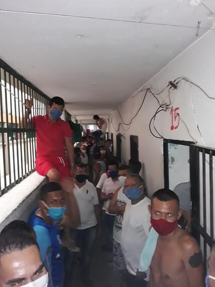 Cárcel Villavicencio.