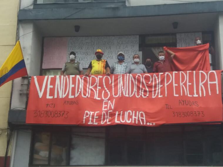 Asociación de Vendedores Unidos de la ciudad de Pereira