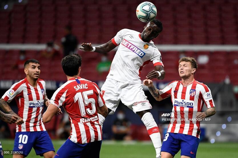 Atlético de Madrid vs Mallorca - Liga Española 19-20
