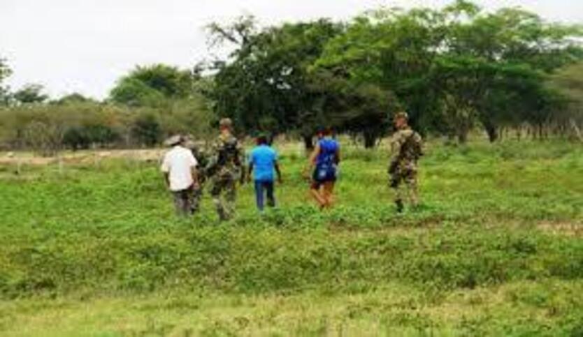 Secuestro de cuatro jóvenes en zona del Catatumbo