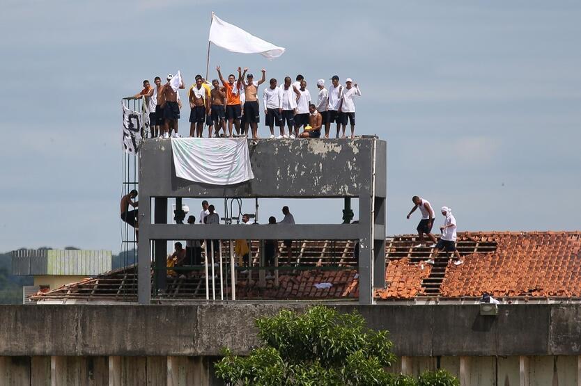 cGobierno de Brasil plantea privatizar las cárceles para que los presos trabajen