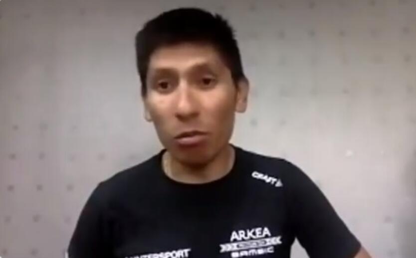 Nairo Quintana, Arkea