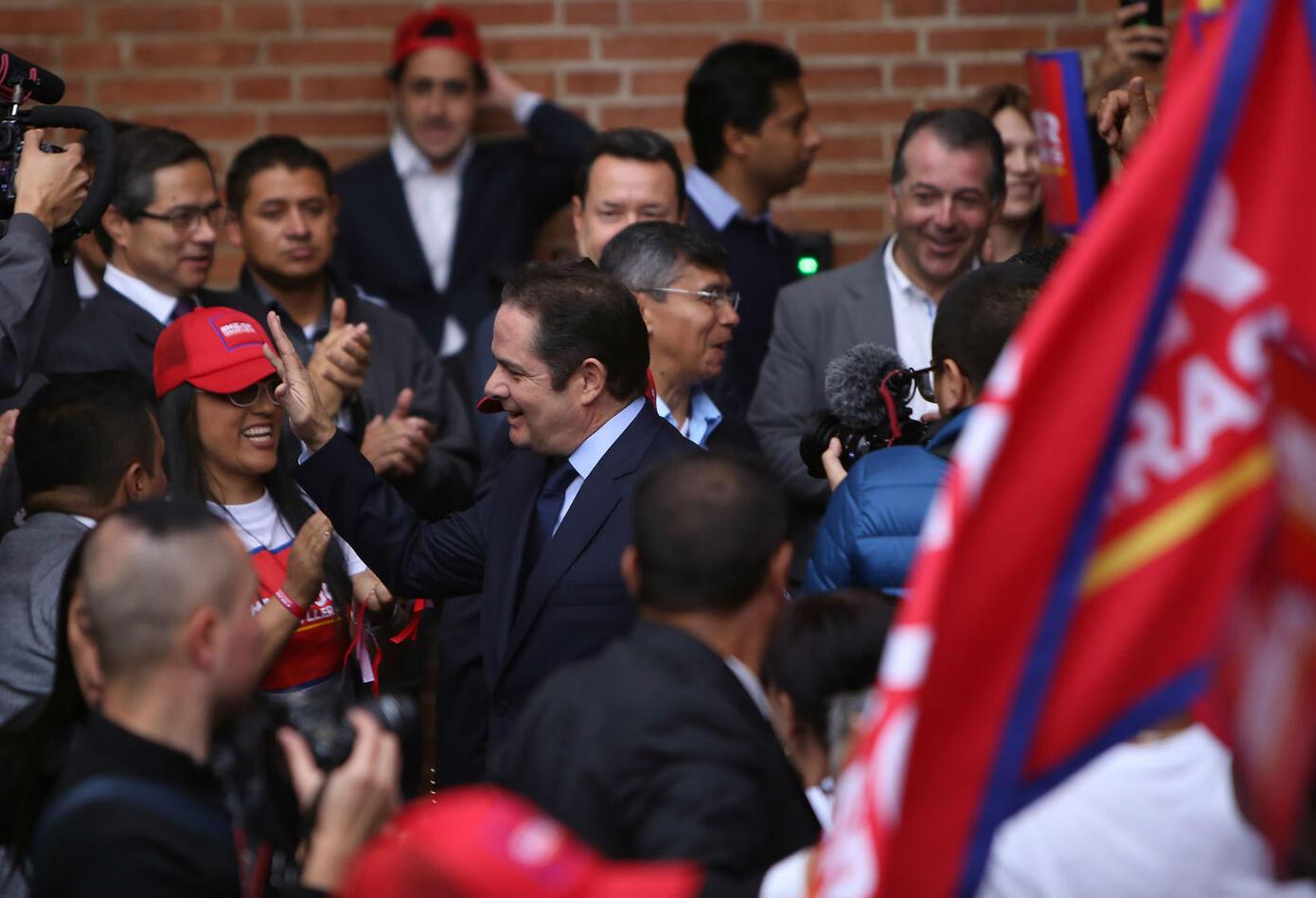 Campaña de Germán Vargas Lleras