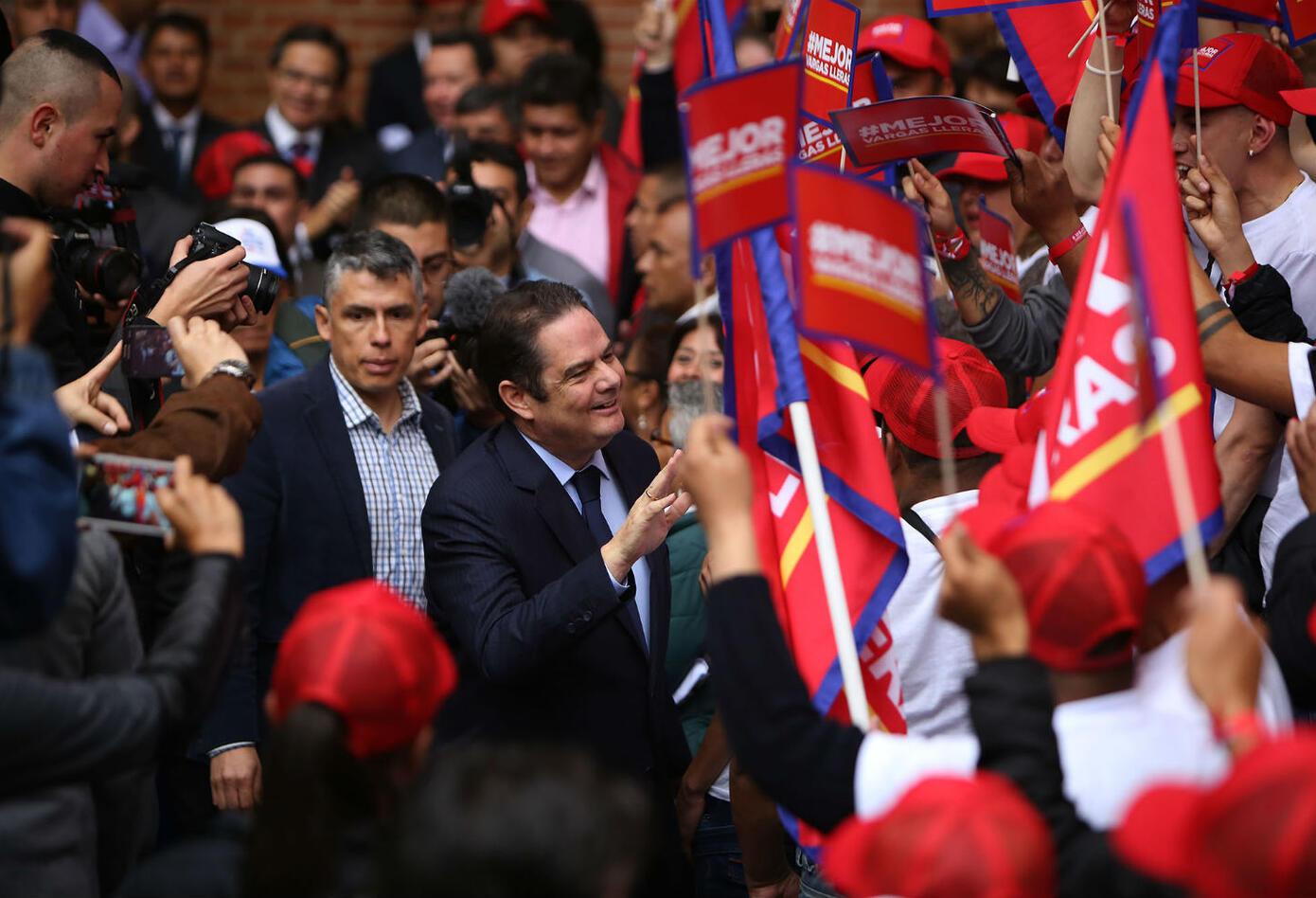 Campaña de Vargas Lleras