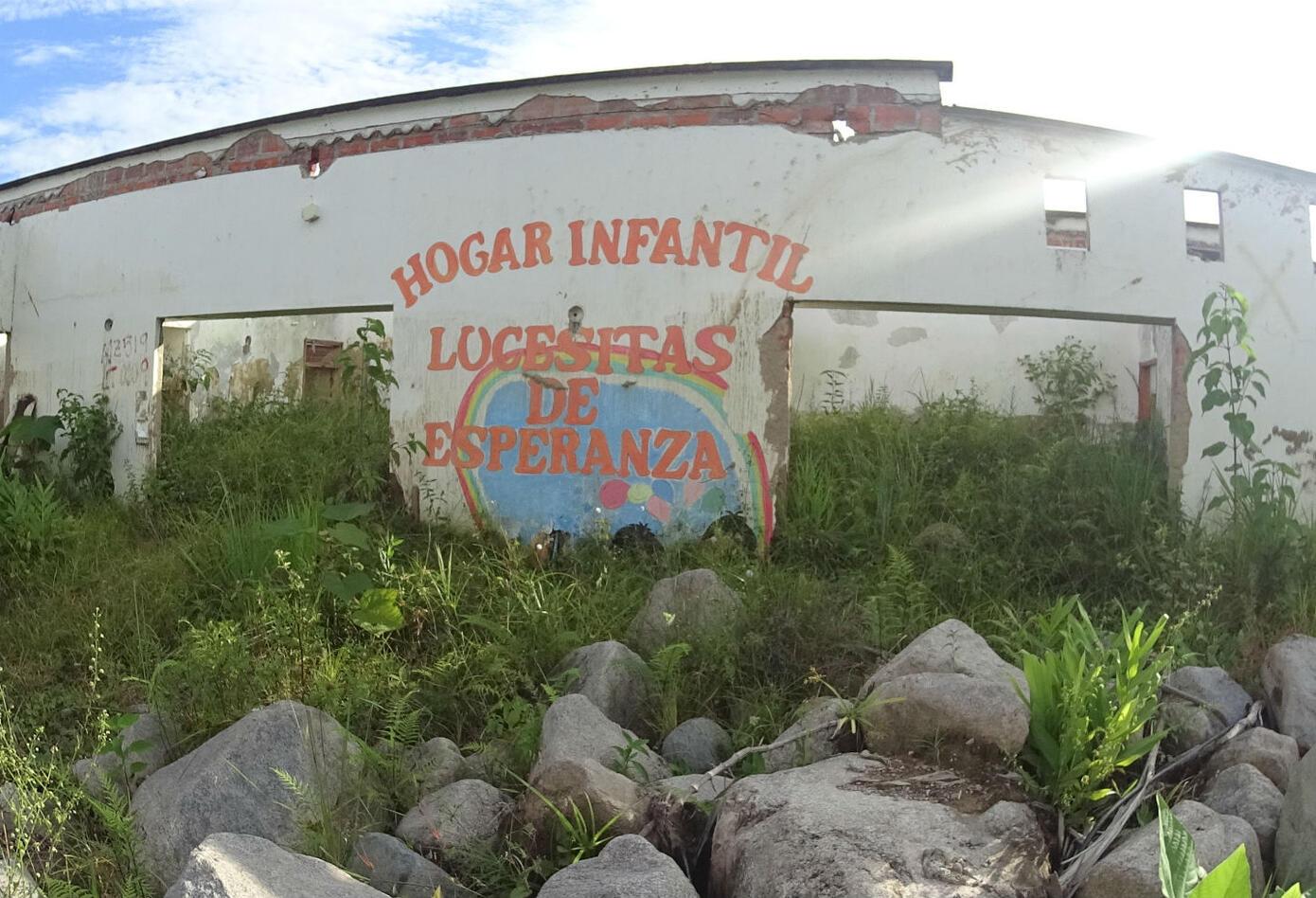 Así quedó un hogar infantil tras la avalancha en Mocoa