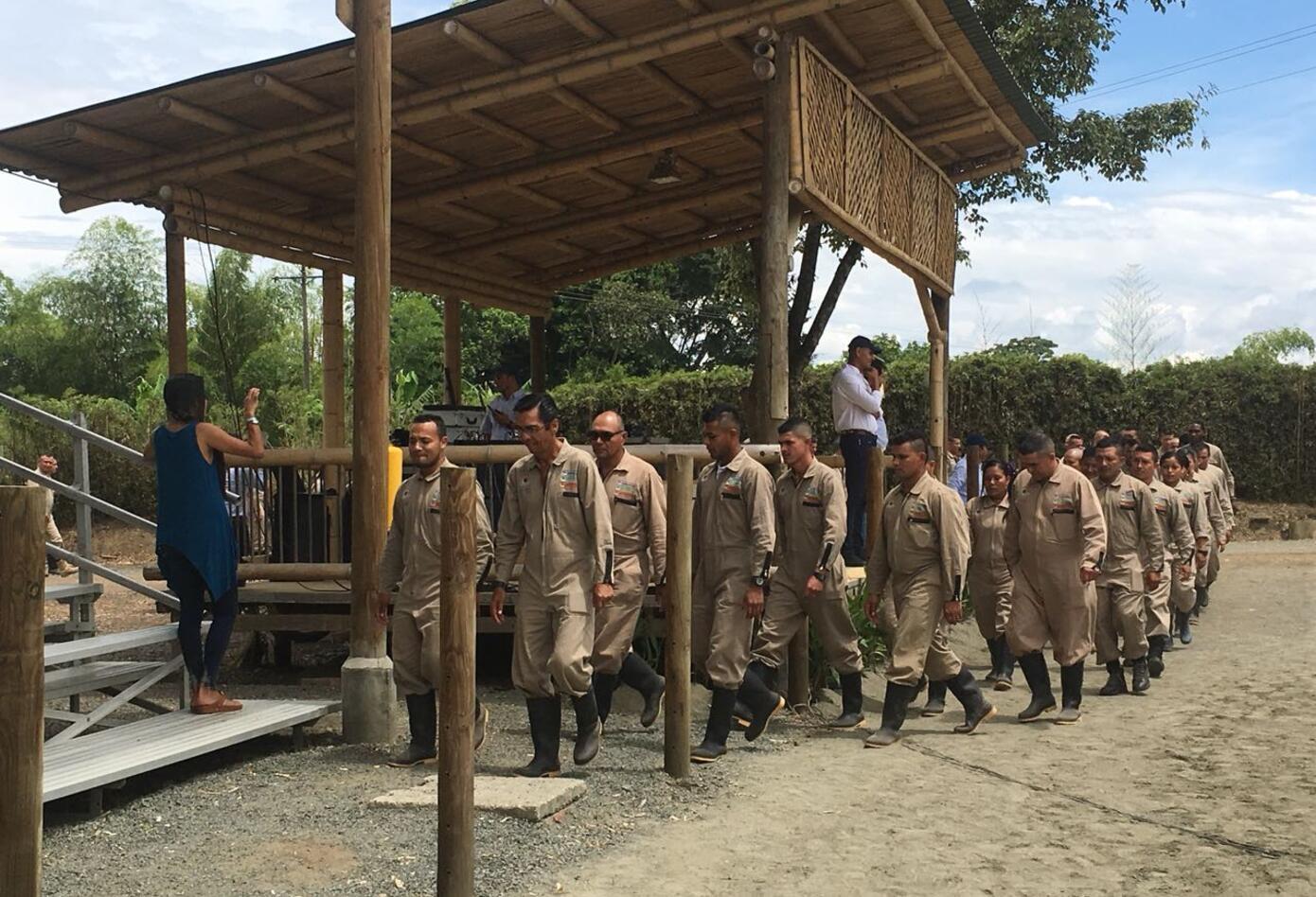 Exguerrilleros