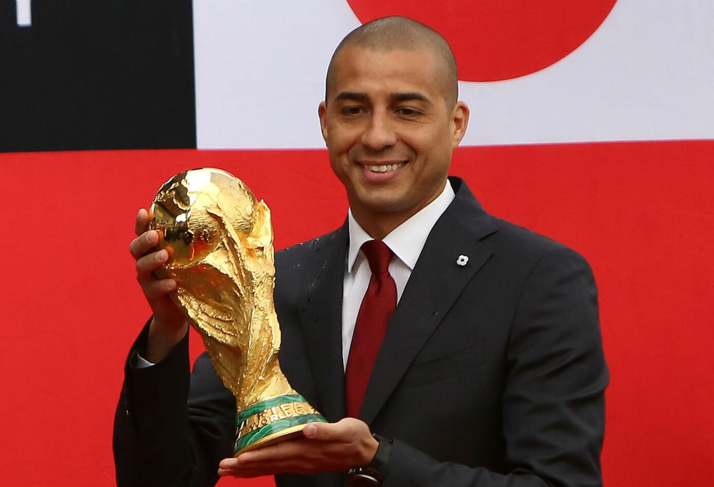 La Copa Mundo llegó a Colombia