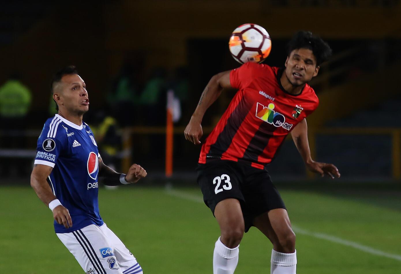 Millonarios - Deportivo Lara
