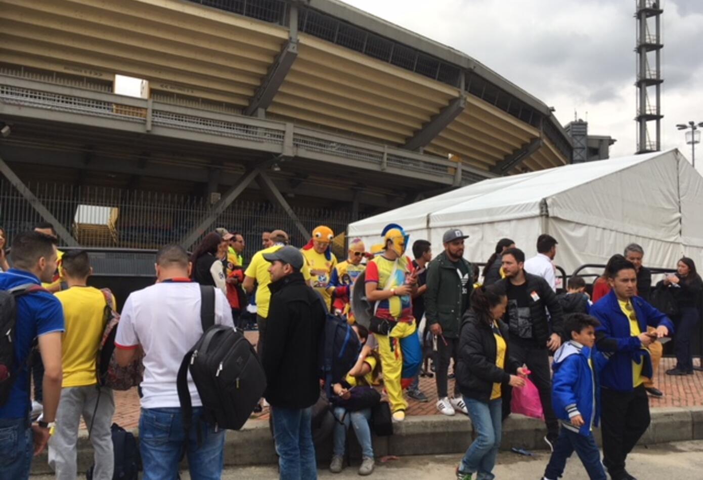 Colombianos por la Copa Mundo