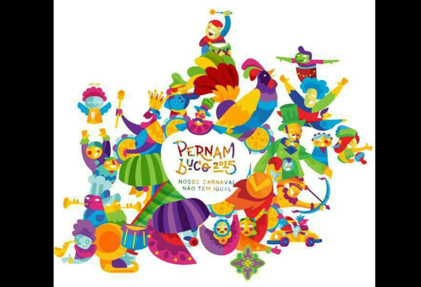 Pieza del Carnaval de Brasil