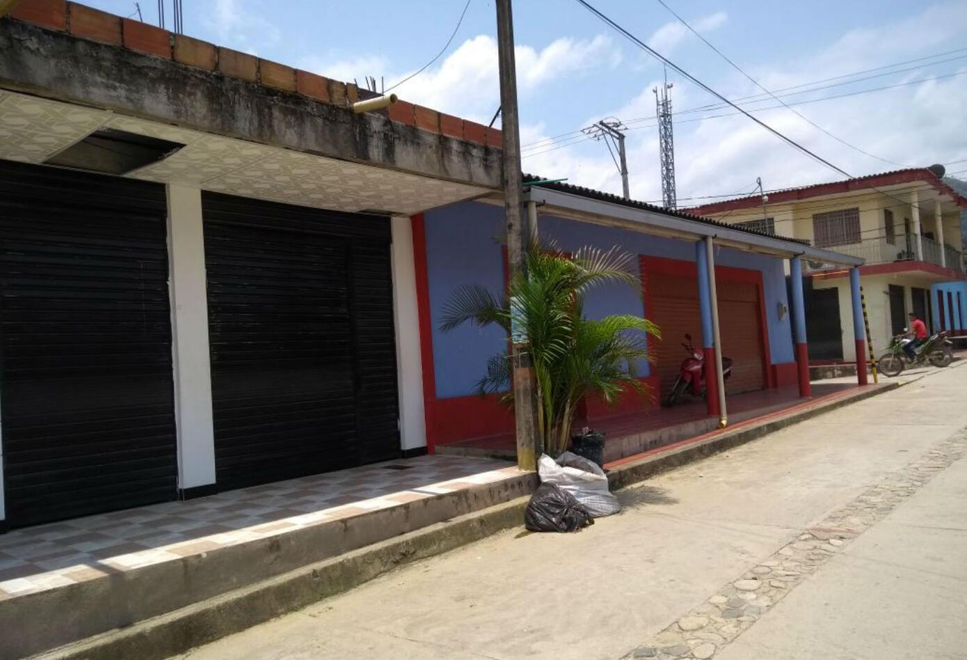 Paro armado en el Catatumbo