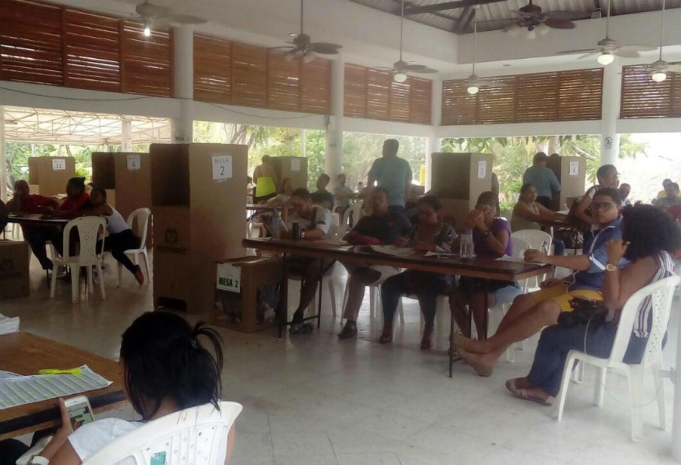 Elecciones atípicas en Cartagena