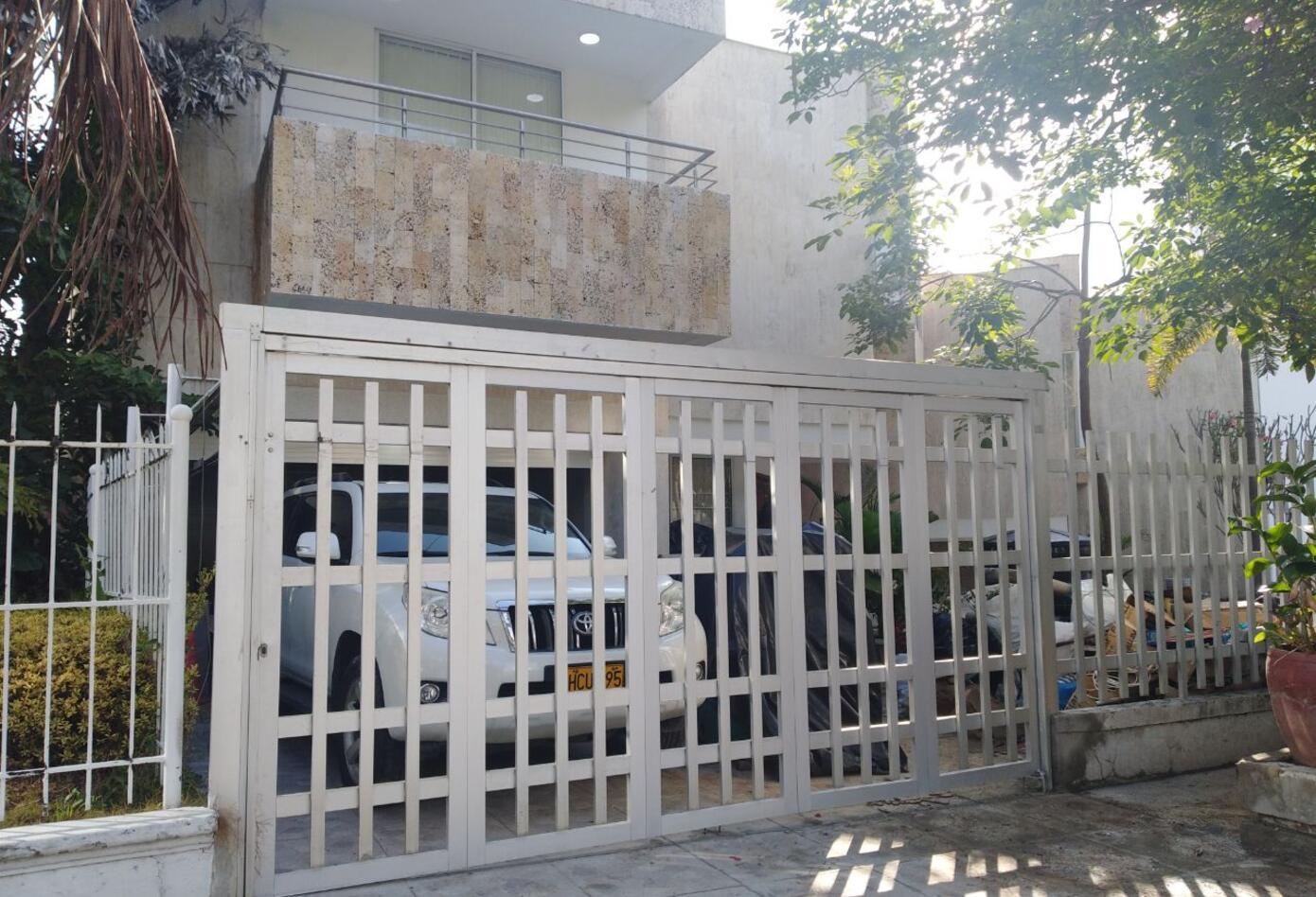 Nueva casa de La Gata