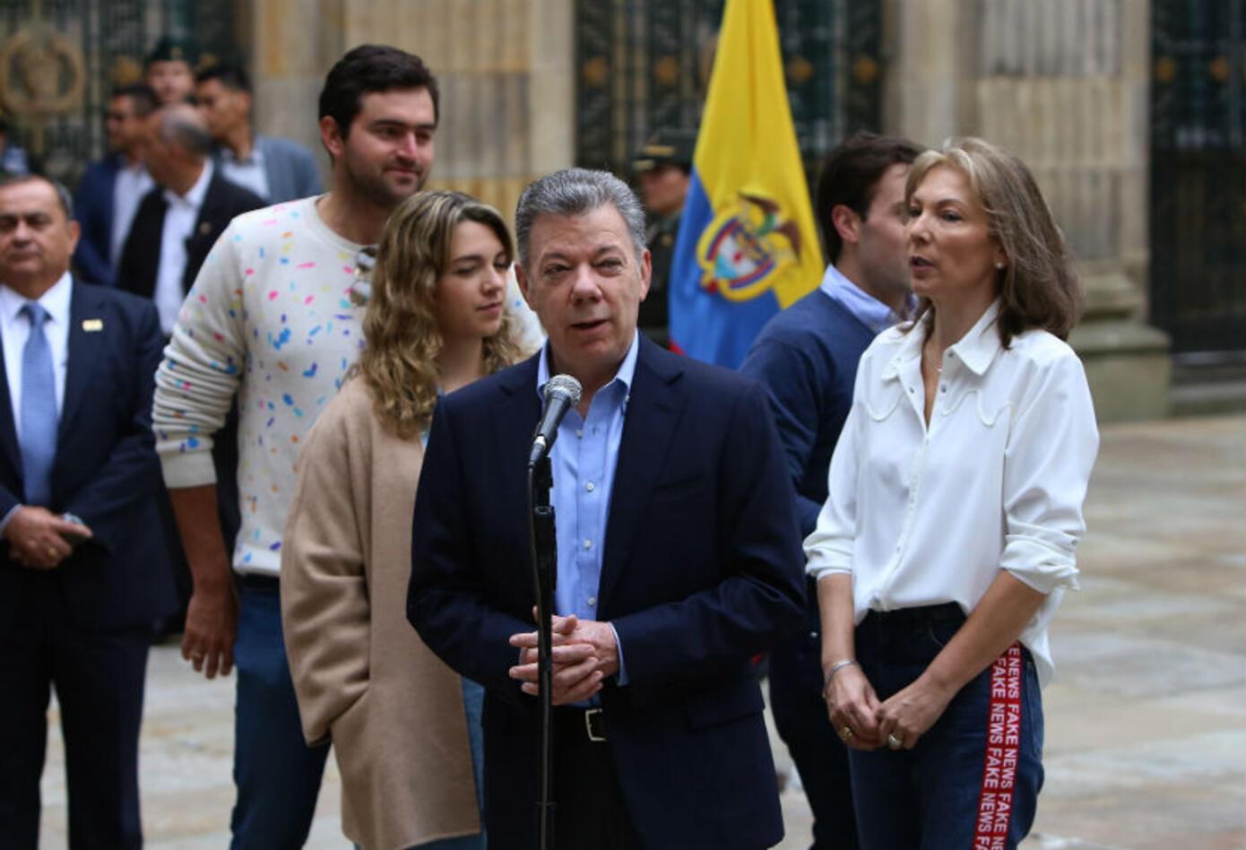 Juan Manuel Santos elecciones