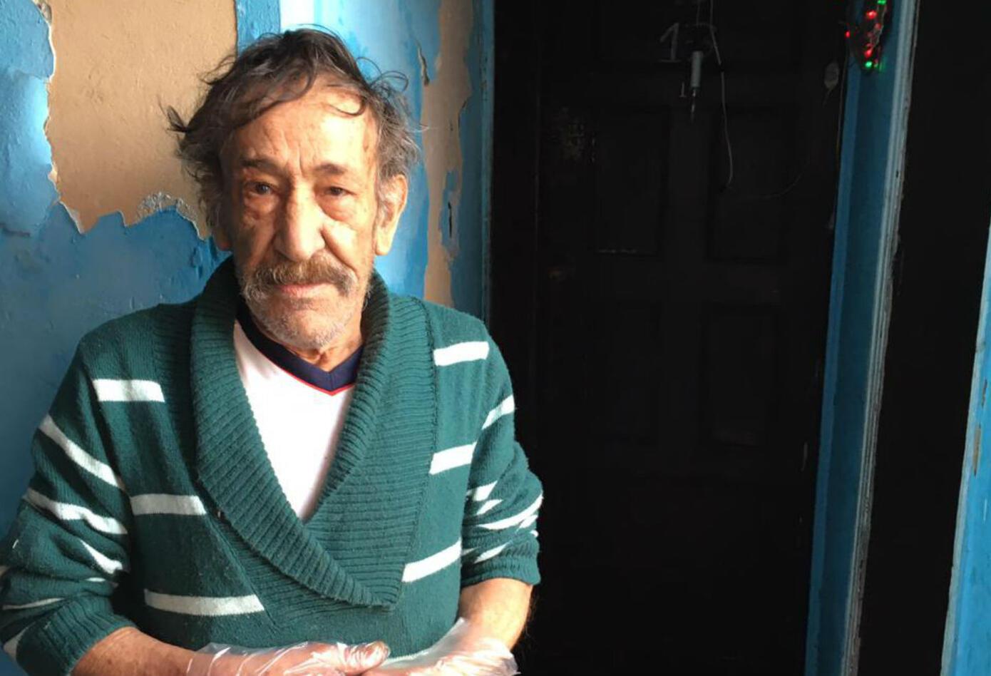 Habitante de calle del Bronx