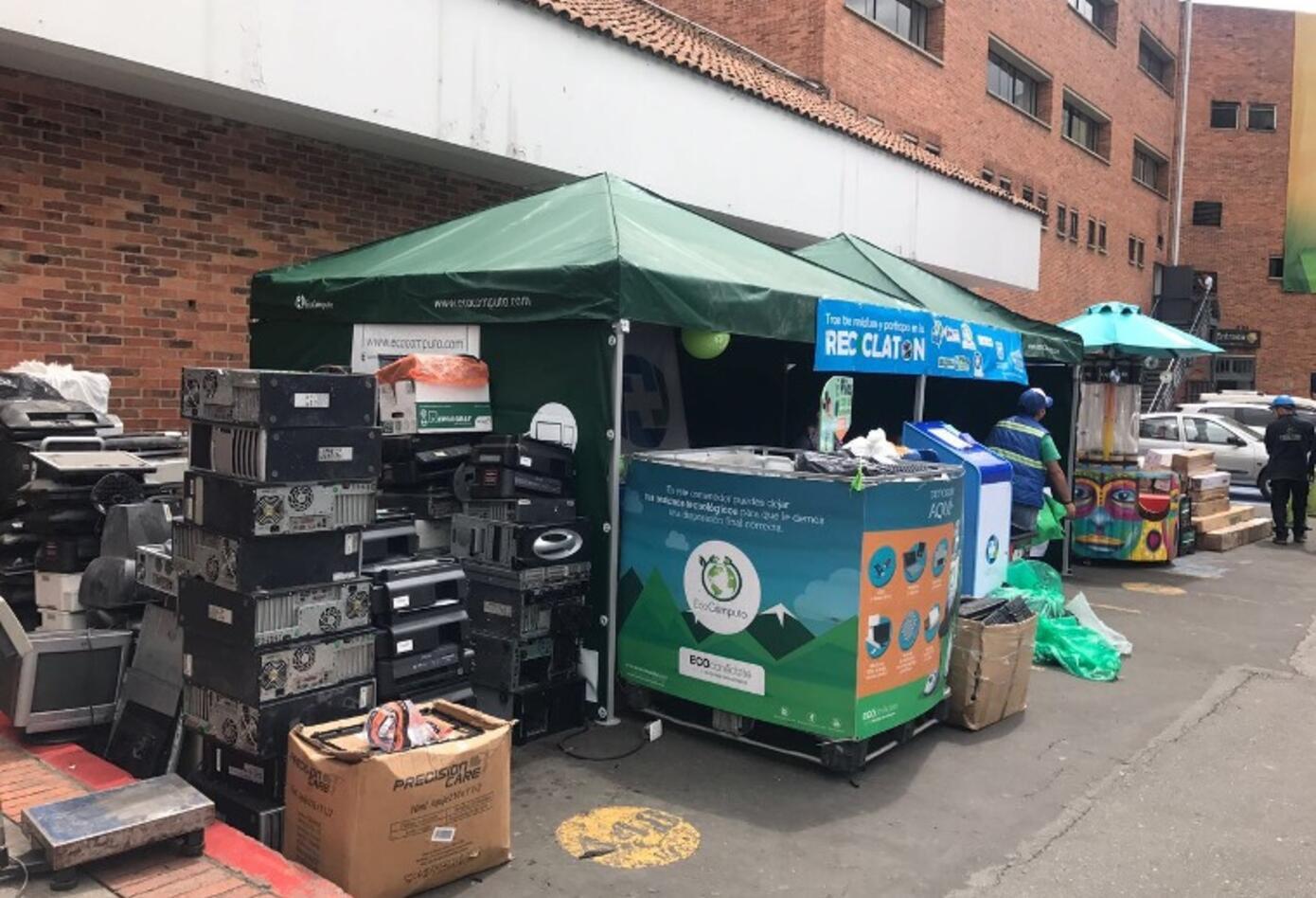 Reciclaje en Bogotá