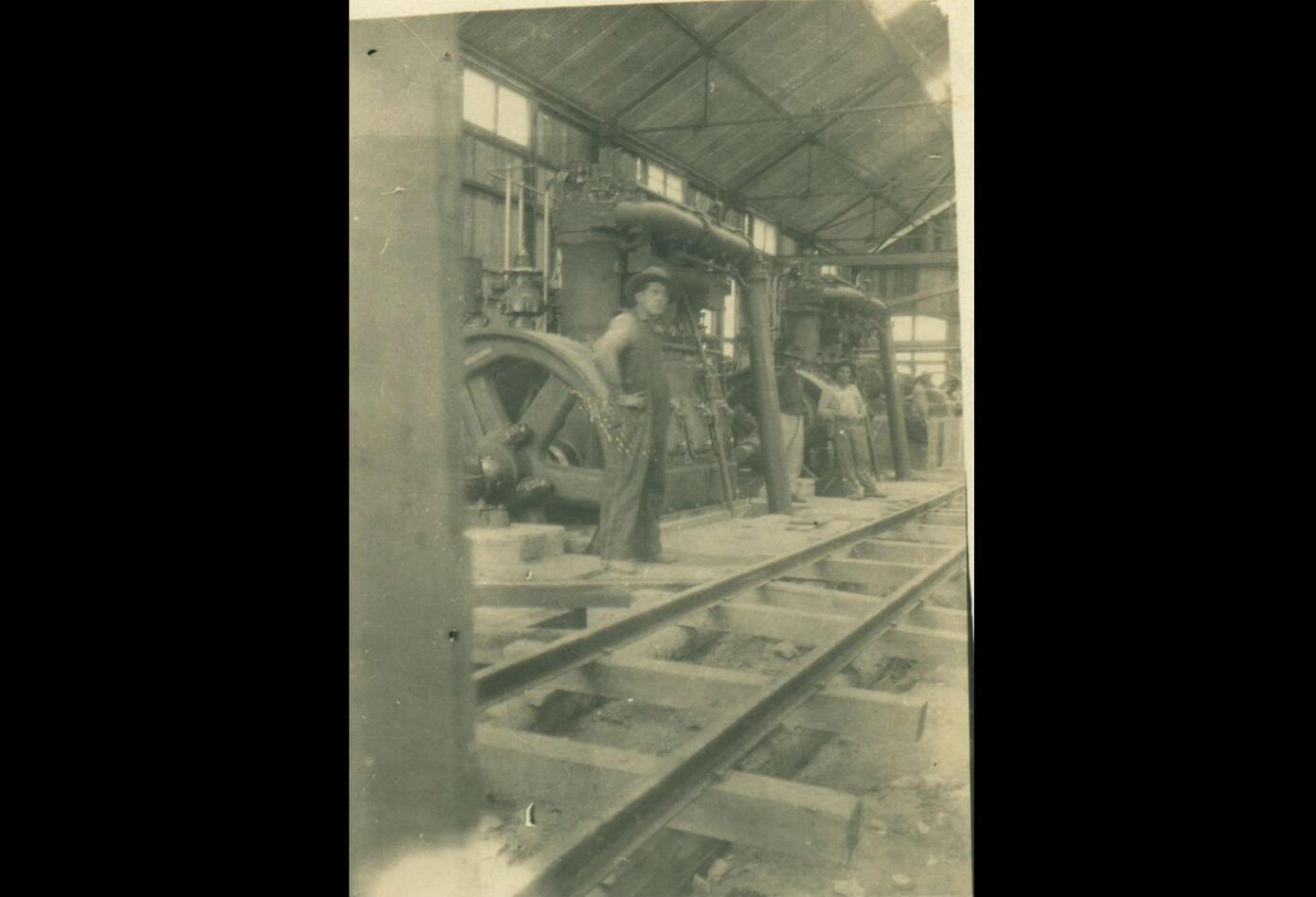 Imágenes del Túnel de la Línea