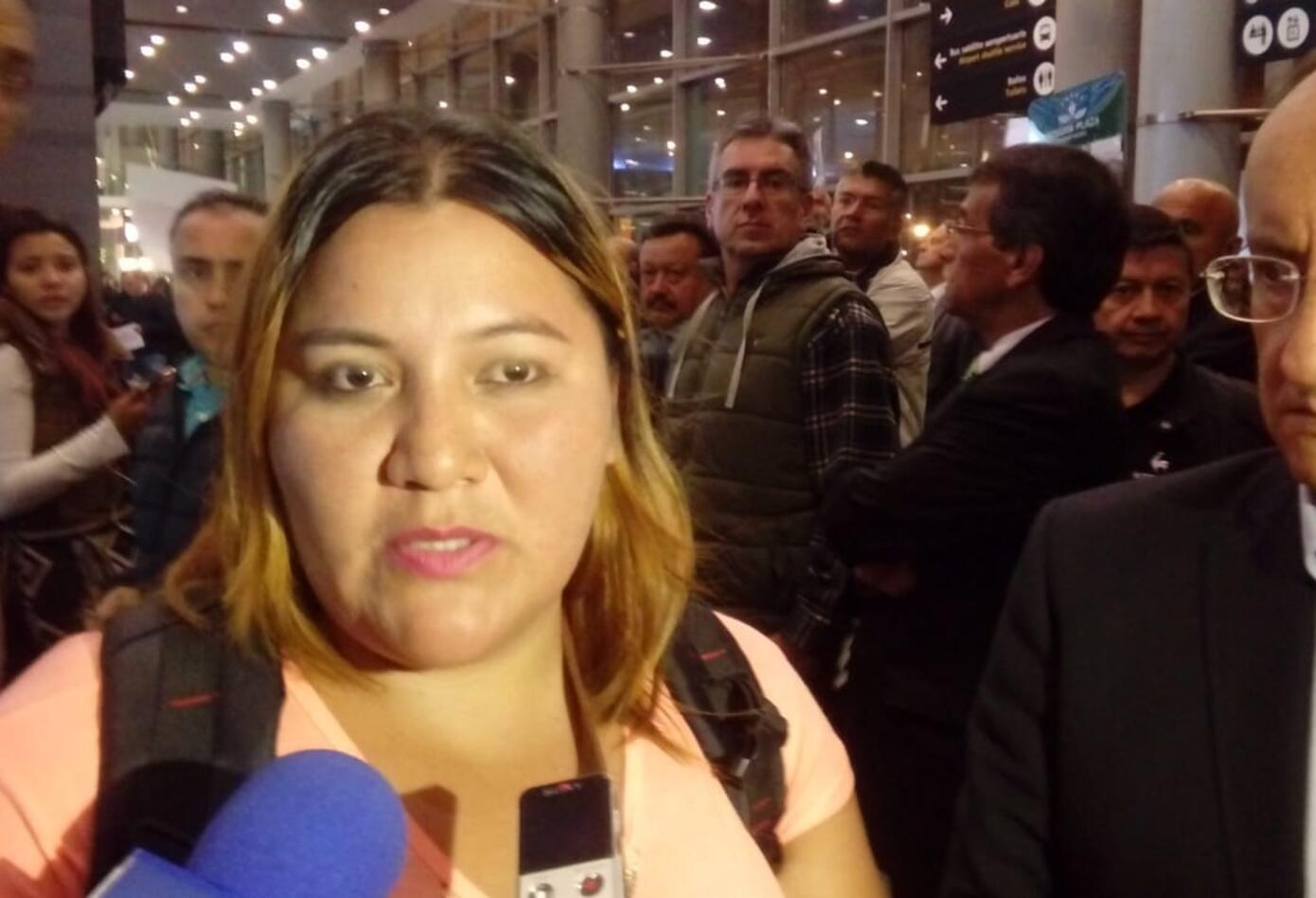 FAMILIARES DE ECUATORIANOS SECUESTRADOS