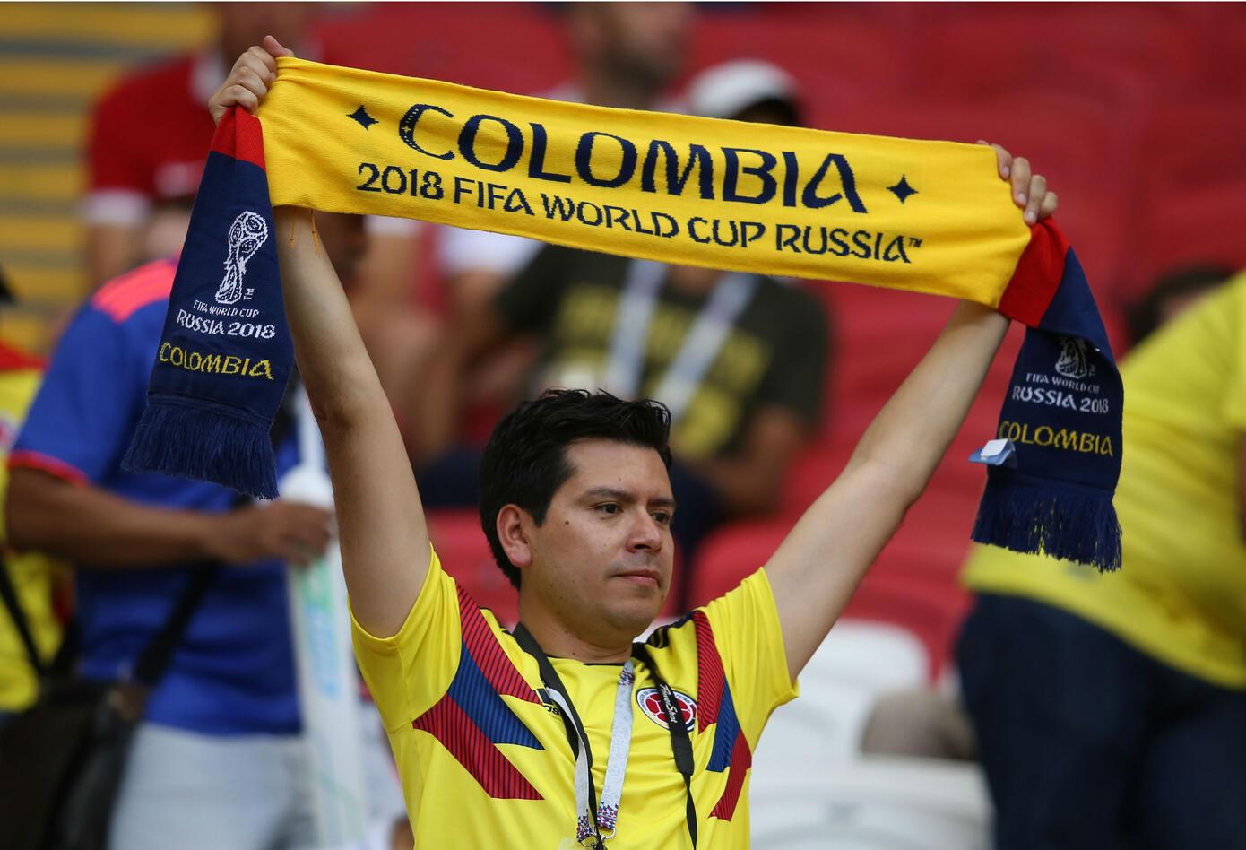 Los colombianos en el exterior