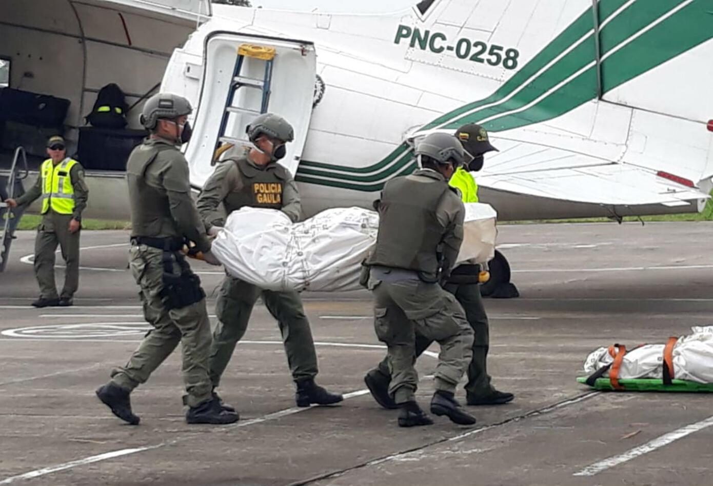 Cuerpos que serían de periodistas ecuatorianos