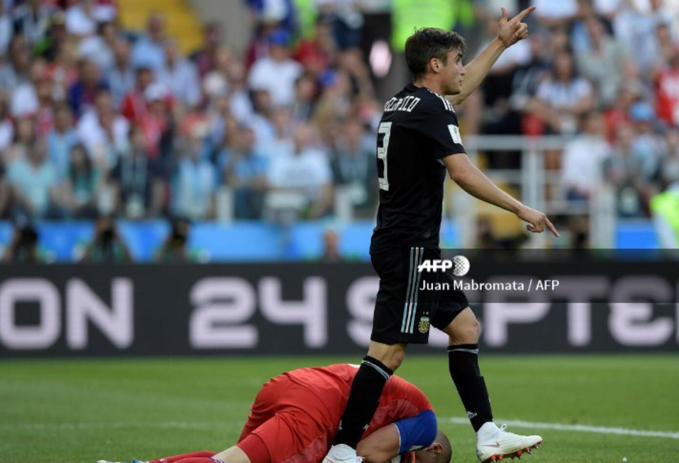 Hannes Halldórsson, portero de Islandia, la nueva leyenda de su país al tapar el penal a Lionel Messi