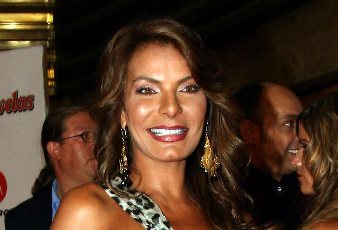 María Mónica Urbina, la Señorita Colombia de 1985, nueva víctima de un atraco en Bogotá.