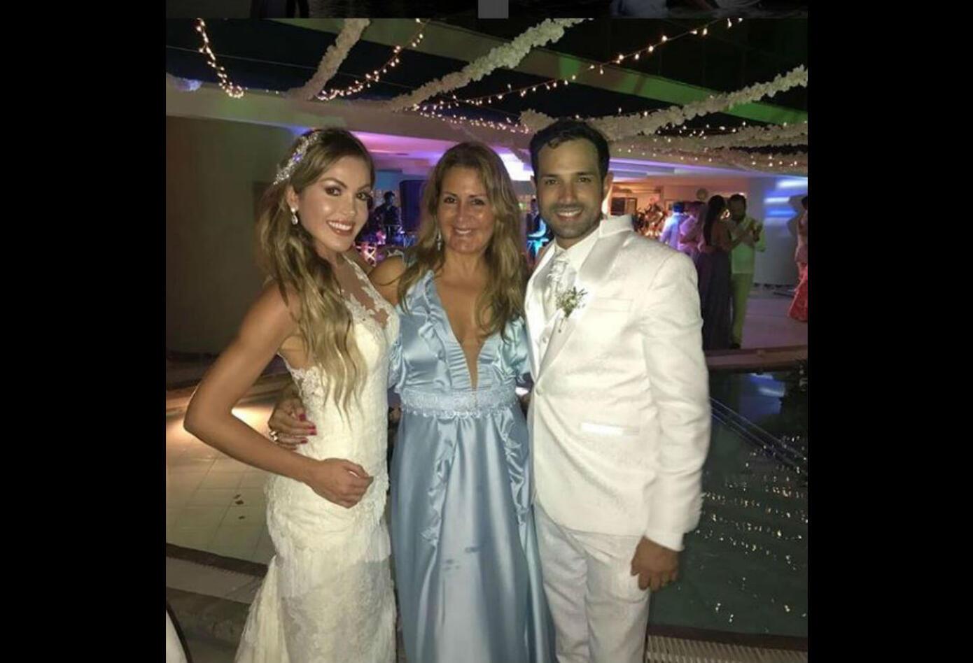 Boda de Nataly Umaña y Alejo Estrada