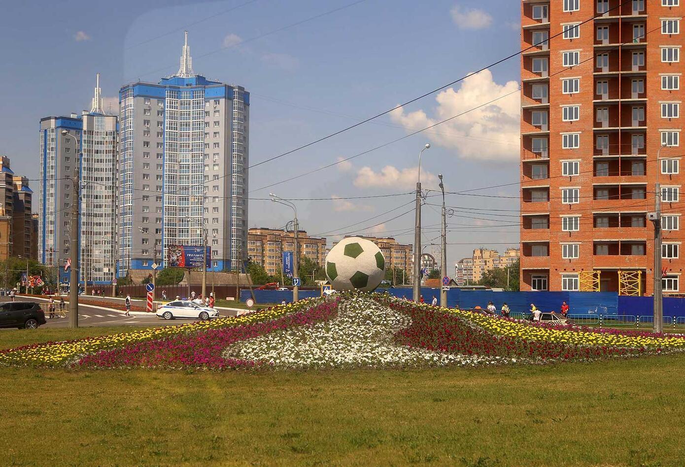 Calle de Saransk