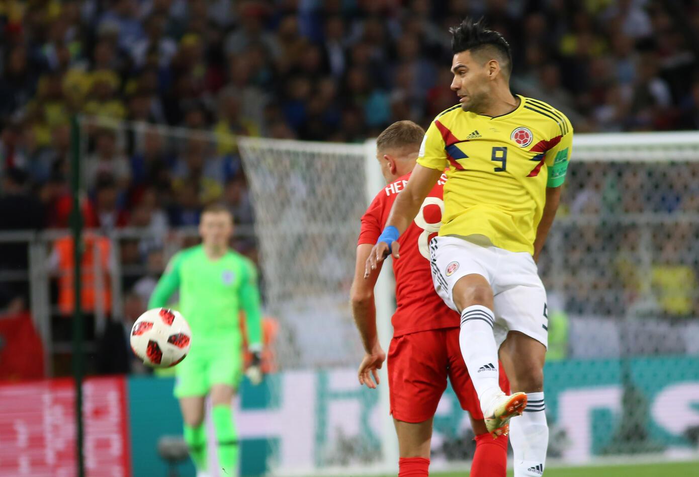 Falcao Colombia Inglaterra 1