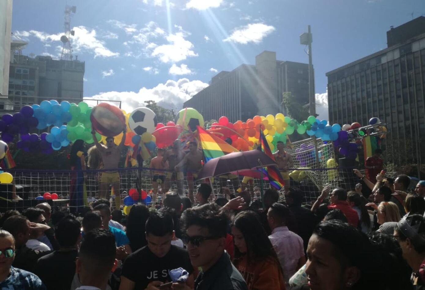 MARCHA ORGULLO LGBTI BOGOTÁ