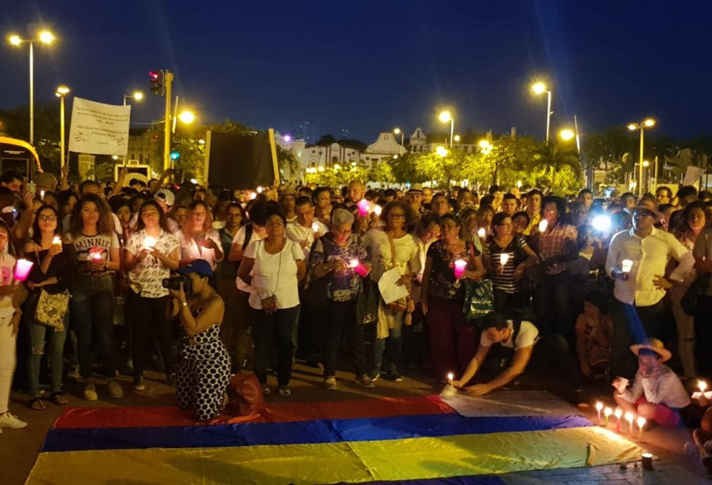 Velatón Cartagena