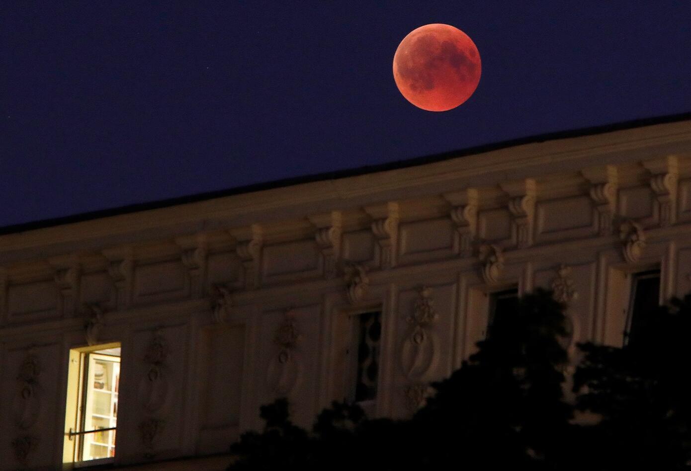 Eclipse en Berlín, Alemania