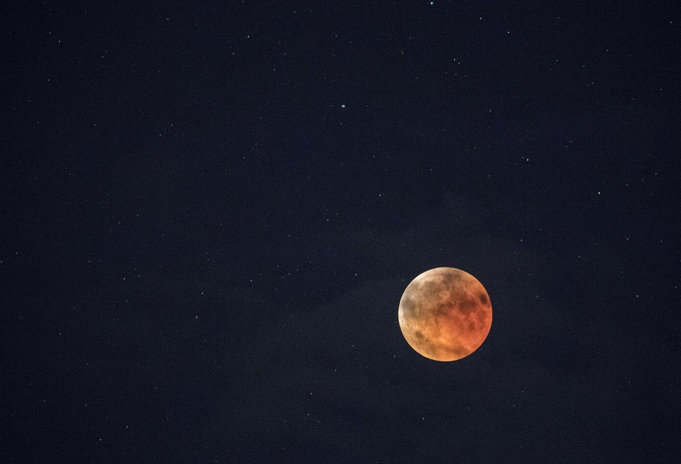 Eclipse en Bucarest, Rumania