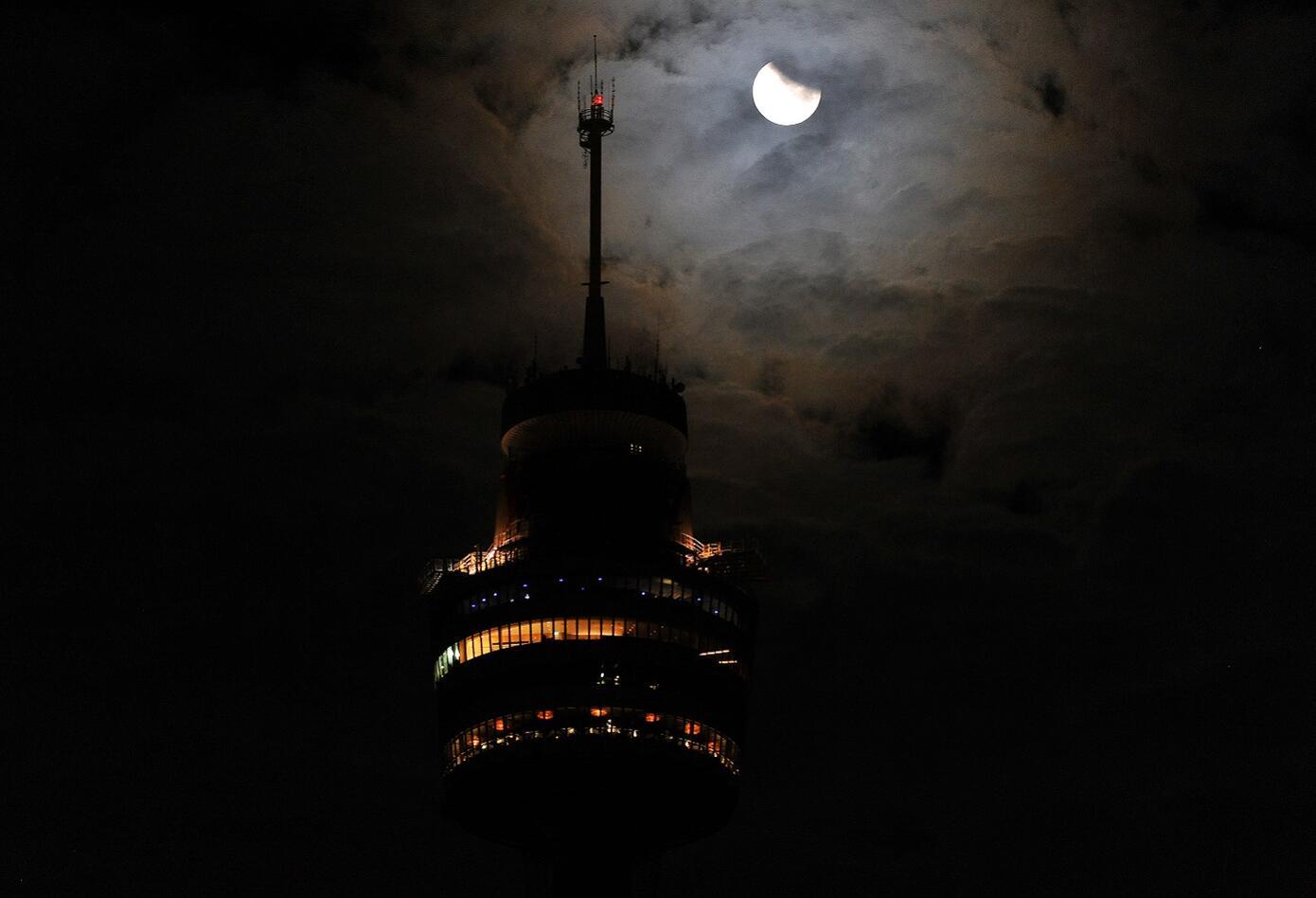 Eclipse en Sidney, Australia