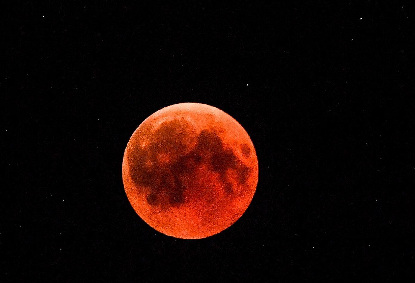 Eclipse en Tunceli, Turquía