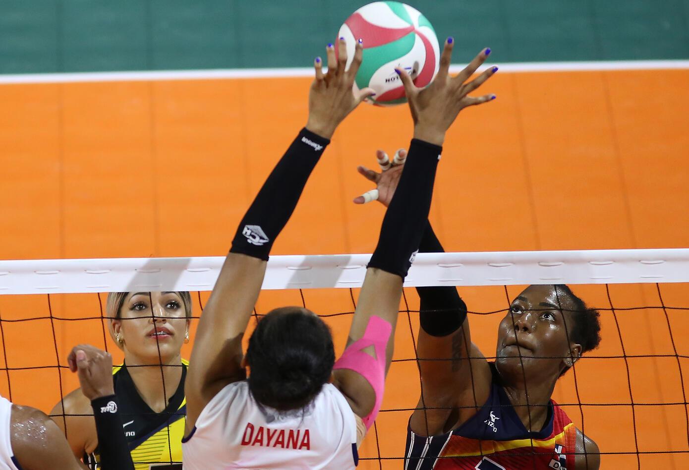 Colombia y República Dominicana dirimieron las medallas de oro y plata en centroamericanos