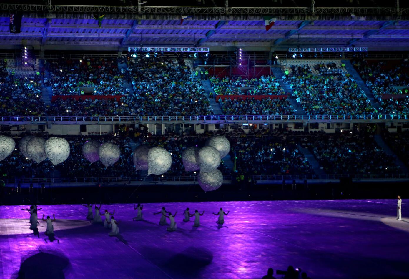 Así fue la inauguración de los Juegos Deportivos Centroamericanos y del Caribe Barranquilla 2018