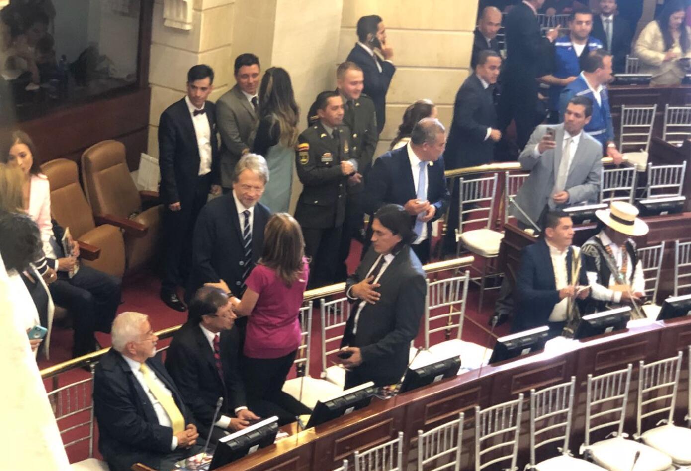 Angélica Lozano y Antanas Mockus llegan al Senado en representación de la Alianza Verde
