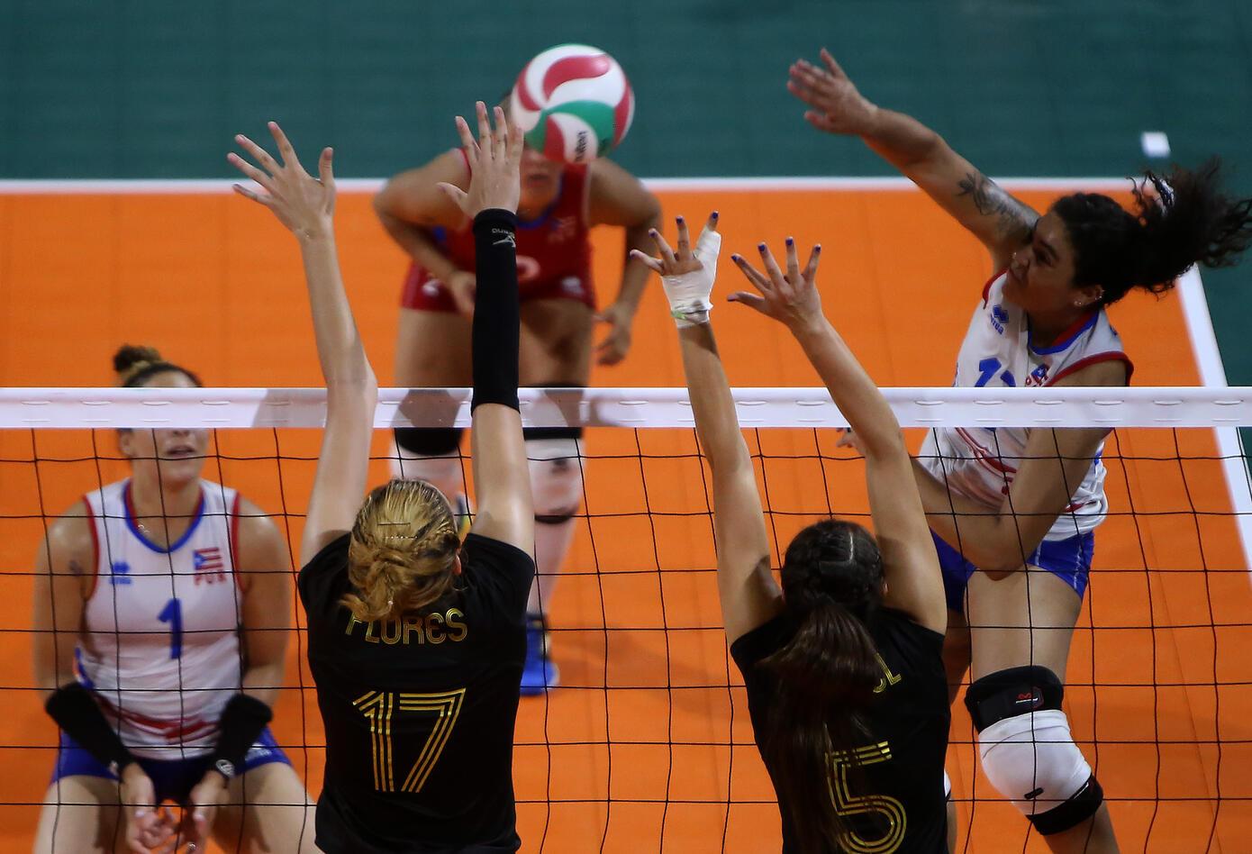 Puerto Rico fue superior a México, pero sufrió para ganar el bronce en los Centroamericanos