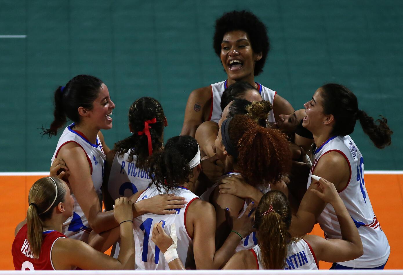 Puerto Rico se impuso a México en los Juegos Centroamericanos