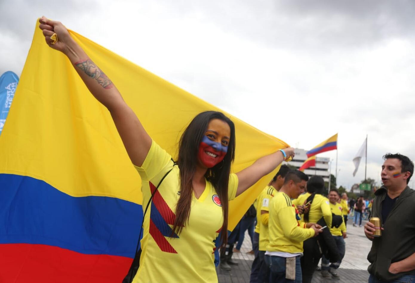 Hincha colombia